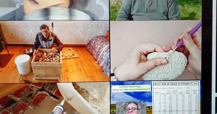 Mamie Crochet sur TF1 LE 20 H enfin les seniors reconnus sur Youtube ^^ Merci a tous !