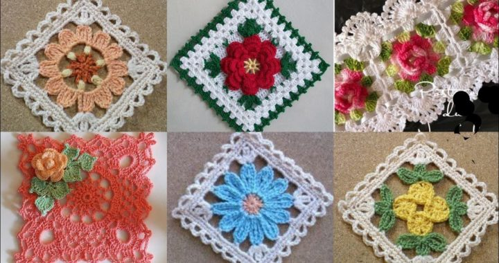 Outstanding And Beautiful New Hand Crochet Patterns For Everything