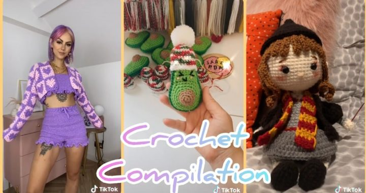 TikTok Crochet Compilation (Part 5)