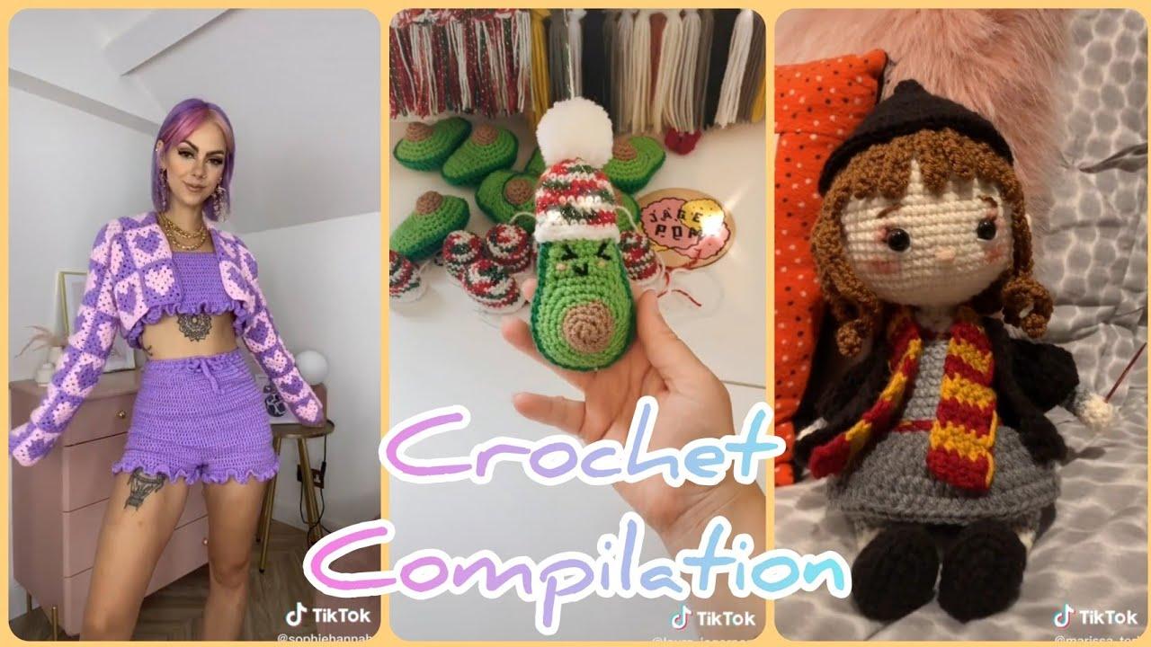 TikTok Crochet Compilation (Part 5)