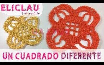 Un Cuadrado diferente | A different square | EliClau