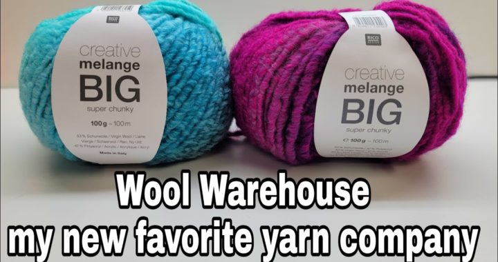 Yarn Haul | Wool Warehouse | Bag O Crochet