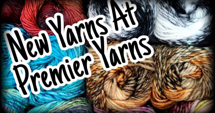 Yarn Unboxing Videos   Premier Yarns Haul   Premier Yarn Reviews   bagoday crochet