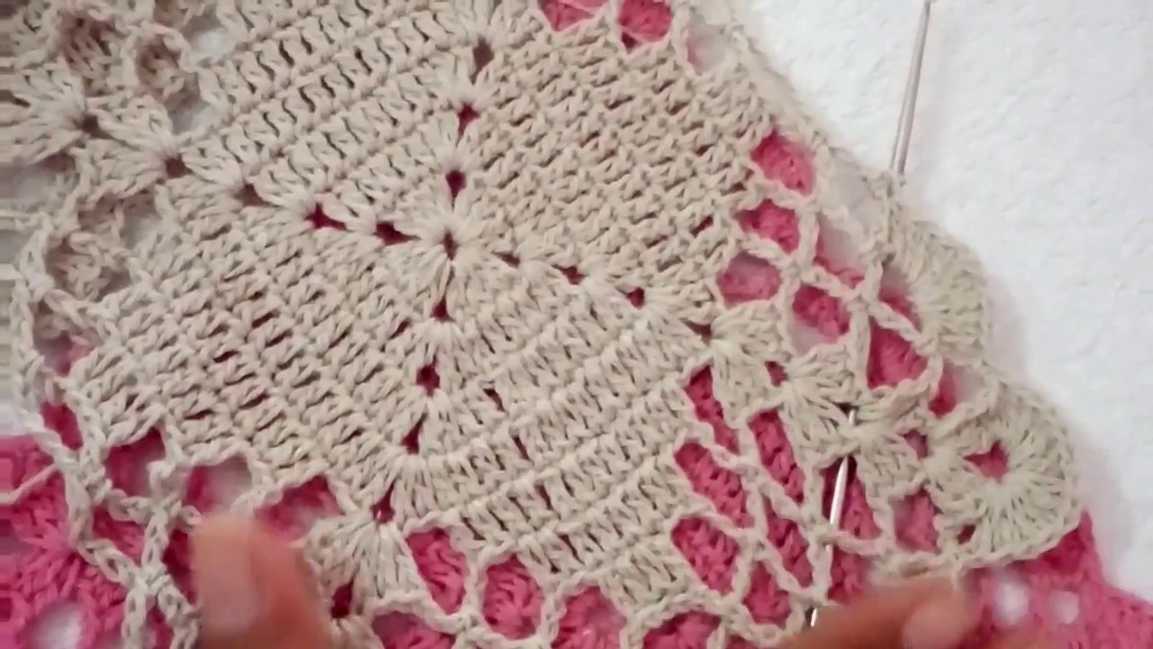 square croche facil