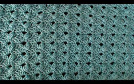 Crochet Baby Blanket. Crochet Blanket. STUNNING pattern It's EASIER than you think...