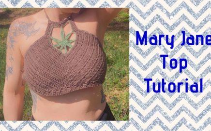 Crochet Tutorial | Easy Crochet Crop Top Tutorial | How to crochet a Top | Tutorial