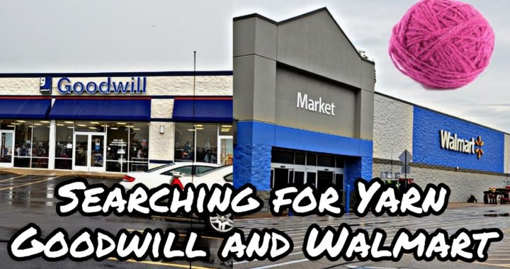 Yarn Shopping - Walmart is getting new yarns | Let's go check it out | Bag O Day Crochet Video