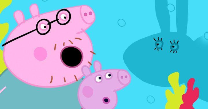 Peppa Pig en Español 🐟 EL ACUARIO 🐟 Peppa, George, mamá y papá | Pepa la cerdita